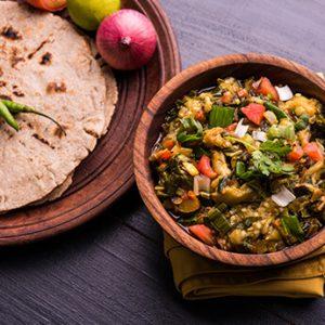 Veg Dinner Regular Lowcalorie Small Portion