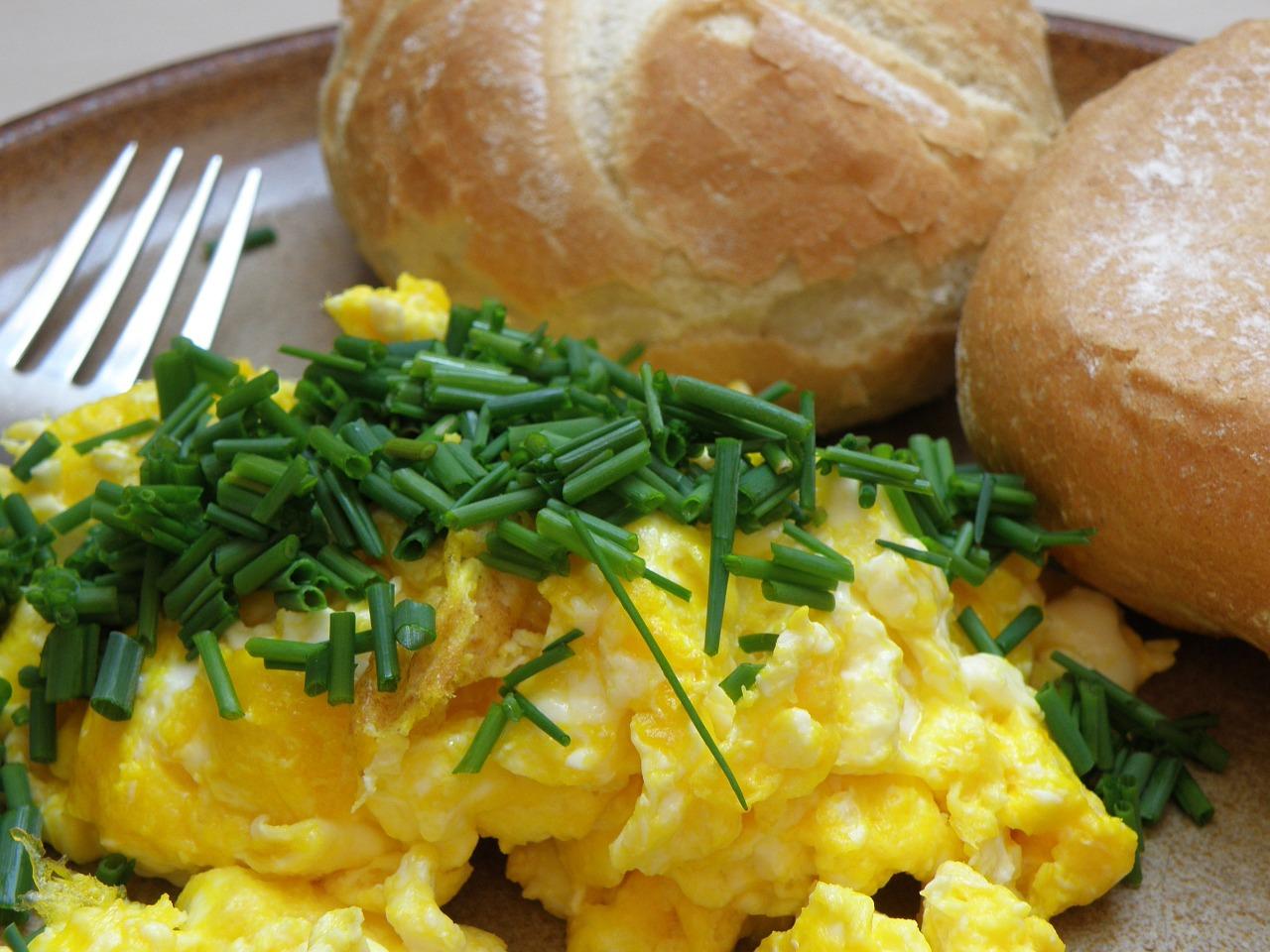 high protein breakfast ideas