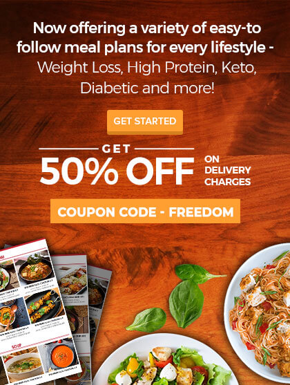 Diabetic weight loss meal delivery